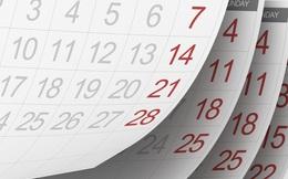 Lý giải nguyên nhân tháng 2 có 28 ngày