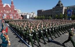 Toàn cảnh: Lễ duyệt binh hoành tráng mừng Ngày Chiến thắng ở Nga