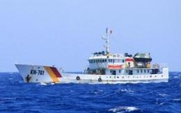 Trung Quốc thường xuyên đưa lượng lớn tàu cá vào cửa vịnh Bắc Bộ