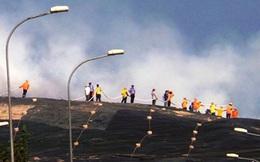 Bãi chôn lấp rác Đa Phước là thủ phạm gây hôi thối khu Nam Sài Gòn
