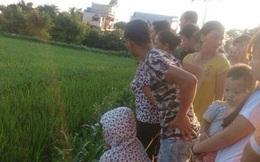 Nam thanh niên chết trên ruộng lúa đánh điện: Cha già đau đớn