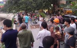 Tắm hồ Ngọc Khánh, sinh viên đại học năm cuối tử vong thương tâm
