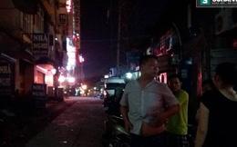 Hà Nội: Nhiều người bỏ chạy tán loạn sau tiếng nổ lớn ở khách sạn