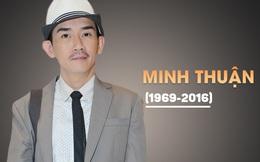 Ca sĩ Minh Thuận qua đời - Có một vì sao vừa tắt!