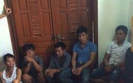 Cảnh sát đột kích sới bạc xóc đĩa, bắt 18 người
