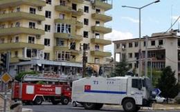 Đánh bom xe trụ sở cảnh sát Thổ Nhĩ Kỳ, hơn 40 người thương vong