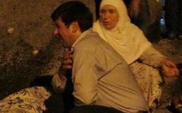 Thổ Nhĩ Kỳ: Đánh bom đám cưới, 22 người chết, 94 bị thương