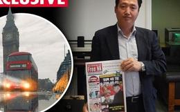 Hé lộ hành trình nghìn dặm của Đại úy Triều Tiên đào tẩu sang Anh