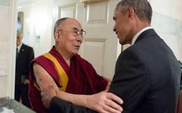 Dù Trung Quốc phản đối, Obama vẫn gặp Đạt Lai Lạt Ma