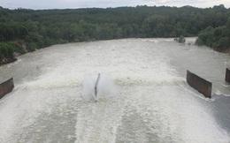 Cảnh báo hồ Dầu Tiếng xả lũ, có thể sẽ gây ngập lụt