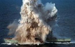 Đánh chìm chiến hạm Mỹ trong cuộc tập trận ở Hawaii