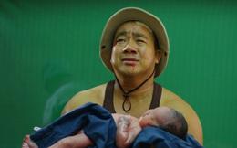 Hiếu Hiền giải thích lý do đưa con mới sinh đóng phim