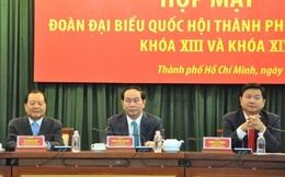 Ông Đinh La Thăng: Đề nghị các ĐBQH không nể nang, dĩ hòa vi quý