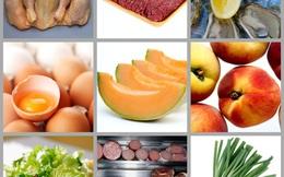 6 loại thực phẩm dễ bị nhiễm bẩn mà bạn cứ ngỡ là sạch