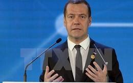 """Thủ tướng Nga: Thế giới đã rơi vào cuộc """"Chiến tranh Lạnh mới"""""""
