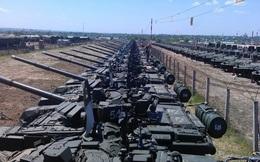 """""""Thay não"""" cho hàng loạt xe tăng T-90 và T-72: Nga sẵn sàng cho cuộc chiến tổng lực"""