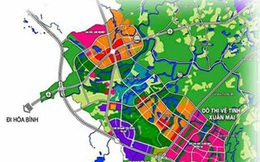 5 đô thị vệ tinh Hà Nội vẫn nằm trên giấy