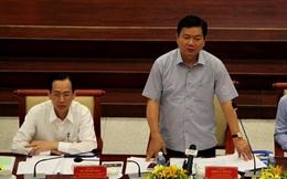 Ông Đinh La Thăng: DN và 10 triệu người dân sẽ làm cho TP.HCM chiếu sáng!