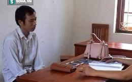Thầy giáo tiểu học cướp giật túi xách của phụ nữ đi đường