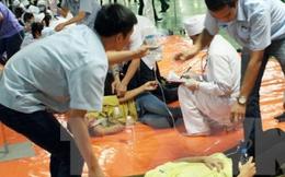 Kinh hoàng thấy dòi bò trong cơm, hàng nghìn CN Nam Định nhịn ăn?