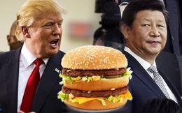 """Tập Cận Bình chỉ xứng để Trump """"móc ví"""" mời bánh McDonald's, Bắc Kinh có thể hy vọng gì?"""