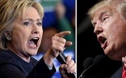 """Ông Trump vượt lên dẫn trước bà Hillary tại 2 bang """"chiến địa"""""""