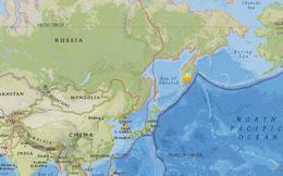 Động đất 7,3 độ Richter rung chuyển vùng Viễn Đông của Nga