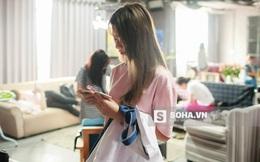 Hot girl Quỳnh Anh Shyn thay 6 bộ quần áo trong một buổi sáng