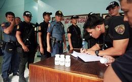 300 cảnh sát Philippines dính líu đến buôn ma túy