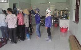 Dấu chân người lạ tại hiện trường đau thương vụ thảm án ở Quảng Ninh