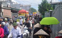 Những hình ảnh đau đớn trong đám tang 4 nạn nhân vụ thảm án ở Quảng Ninh