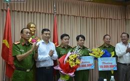 Băng nhóm đòi nợ thuê, bắt người giữa trung tâm Đà Nẵng