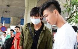 Tuấn Anh lạ lẫm trong ngày trở về hội quân cùng tuyển Việt Nam