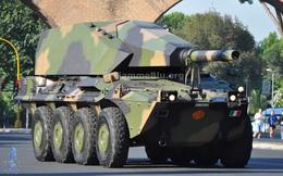 Biến thể lựu pháo tự hành ít biết của xe tăng bánh lốp B1 Centauro