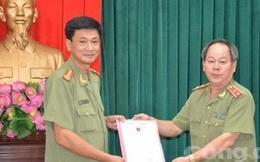 Đại tá Phạm Ngọc Khương giữ chức vụ Phó giám đốc Công an TP.HCM