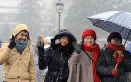 Đánh cược cả tỷ đồng vào tuyết rơi ở Sapa