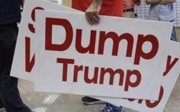 Phe Cộng hòa tìm mọi cách để chặn Trump, kể cả phá đại hội đảng