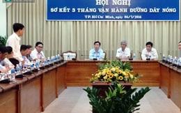 350 trường hợp người dân muốn trực tiếp gặp lãnh đạo TP HCM