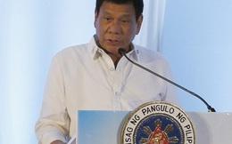 """Tổng thống Philippines đề xuất ném cướp biển """"cho cá mập ăn"""""""