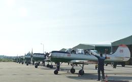 Trung đoàn 920 (Trường Sĩ quan Không quân) tổ chức thành công ban bay cán bộ
