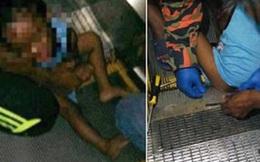 Kinh hoàng: Bé trai 3 tuổi bị thang cuốn nghiền nát chỗ kín