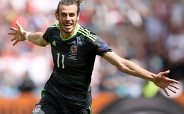 Xứ Wales vs Bắc Ireland: Nơi Gareth Bale học làm... Ronaldo