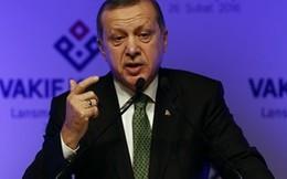 """Thổ Nhĩ Kỳ cáo buộc bị đồng minh """"bỏ rơi"""""""
