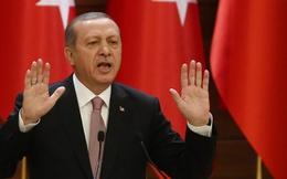 """Erdogan tố """"Nga không đánh khủng bố IS mà chỉ muốn chia nhỏ Syria"""""""