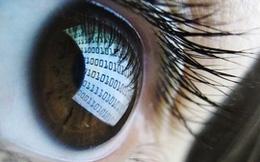 Sắp có kính áp tròng có thể quay phim chỉ cần nháy mắt