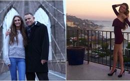Mỹ: Cô người mẫu trẻ hẹn hò với đàn ông lớn tuổi để được đi du lịch thế giới miễn phí