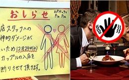 Nhà hàng từ chối phục vụ cặp đôi dịp Giáng sinh vì sợ nhân viên F.A bị tủi thân