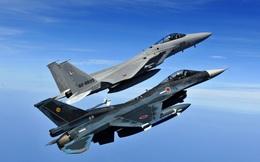 Đọ sức với F-15J và F-2 Nhật Bản, Eurofighter Typhoon liệu có giành chiến thắng?
