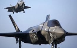 """[VIDEO] F-35B Anh biểu diễn """"bay đứng yên"""" trên không đầy ngoạn mục"""