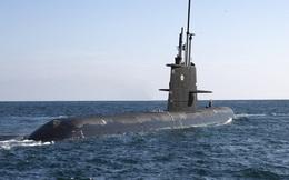 Tàu ngầm đầu tiên trên thế giới được trang bị động cơ AIP